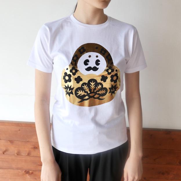 ひゃくまんさんTシャツ
