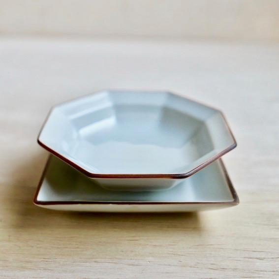 九谷の白 小皿